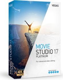 Magix Vegas Movie Studio 17 Platinum (German) (PC)