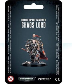 Games Workshop Warhammer 40.000 - Chaos Space Marines - Chaos Lord (99070102014)