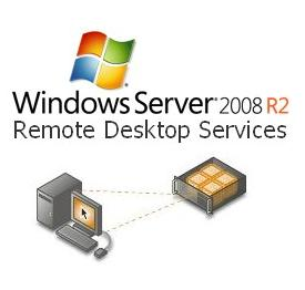 Microsoft: Windows Remote Desktop Services 2008 R2, 1 Device CAL (englisch) (PC) (6VC-00101)