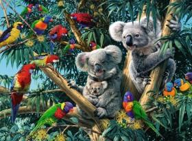 Ravensburger Puzzle Koalas im Baum (14826)