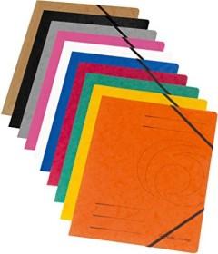 Herlitz Eckspanner Colorspan A4 sortiert, 10er-Pack (11166816)