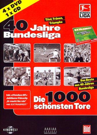 Fußball: Bundesliga Package -- via Amazon Partnerprogramm