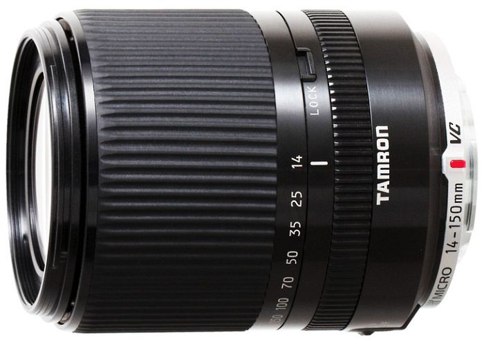 Tamron lens AF 14-150mm 3.5-5.8 Di III VC for micro Four Thirds black (C001B)