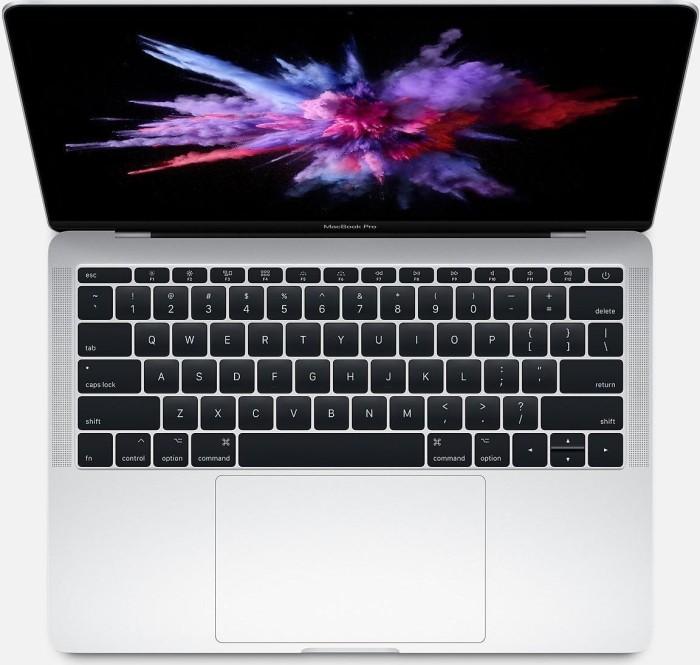 """Apple MacBook Pro 13.3"""" [without Touch Bar] silver, Core i5-7360U, 8GB RAM, 128GB SSD, UK/US [2017] (MPXR2B/A)"""