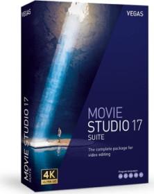 Magix Vegas Movie Studio 17 Suite (deutsch) (PC)
