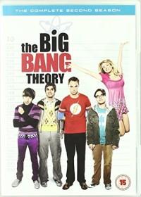 The Big Bang Theory Season 2 (DVD) (UK)