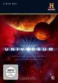 Unser Universum Staffel 4 (History) (DVD)