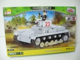 Cobi Small Army WW2 Panzer I Ausf. B (2474)
