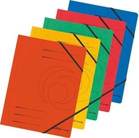 Herlitz Eckspanner Colorspan A4 sortiert, 5er-Pack (10902872)