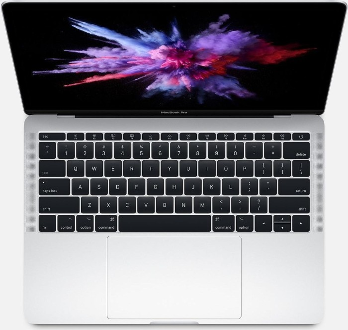 "Apple MacBook Pro 13.3"" [without Touch Bar] silver, Core i5-7360U, 8GB RAM, 256GB SSD, UK/US [2017 / Z0UJ] (MPXU2B/A)"