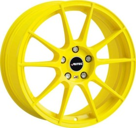 Autec type W Wizard 7.0x16 5/120 ET35 yellow