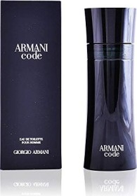 Giorgio Armani Code for Men Eau de Toilette, 200ml