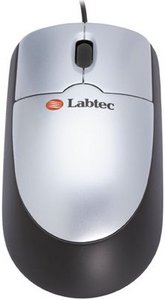 Labtec Optical Mouse, PS/2 & USB (911530-0914)