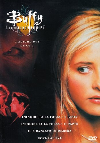 Buffy - The Vampire Slayer Season  2 (UK) -- via Amazon Partnerprogramm