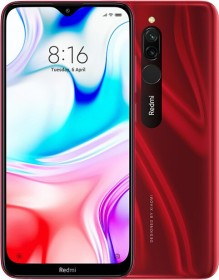 Xiaomi Redmi 8 64GB ruby red