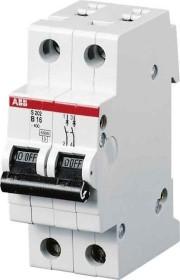 ABB Sicherungsautomat S200, 2P, B, 20A (S202-B20)