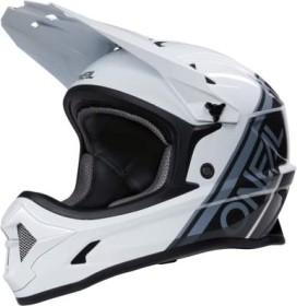 O'Neal Sonus Deft Fullface-Helm schwarz/weiß (0481-01)