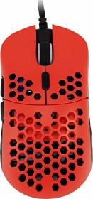 HK Gaming Mira-S Gaming Mouse Monza rot/schwarz, USB (mira_sh3360_monza)