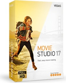 Magix Vegas Movie Studio 17 (deutsch) (PC)