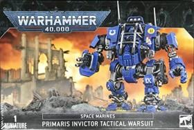 Games Workshop Warhammer 40.000 - Space Marines - Primaris Invictor Tactical Warsuit (99120101247)