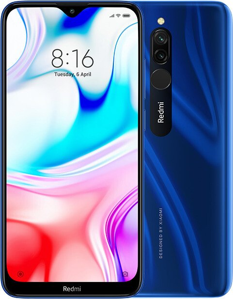 Xiaomi Redmi 8 64GB sapphire blue