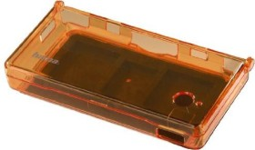 Hama Crystal Case transparent orange (DS) (52027)