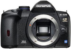 Olympus E-520 black body (N3126492)