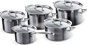 Le Creuset 3-Ply cooking pot set, 5-piece. (96209400001000)