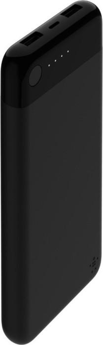 Belkin BoostCharge 10K mit Lightning-Anschluss schwarz (F7U046btBLK)