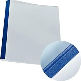 Leitz thermal cover A4, 150µm, blue matte, 15 sheets, 25 pieces (177118 / 177134)