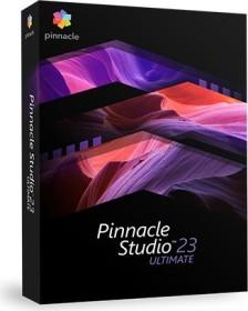 Pinnacle Studio 23.0 Ultimate, ESD (multilingual) (PC) (ESDPNST23ULML)