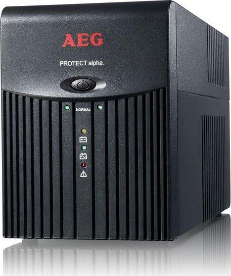 AEG Protect alpha.450, USB