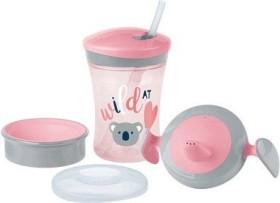 NUK Trinklern-Set rosa, 230ml (10255397)
