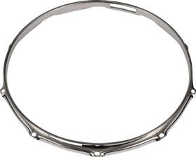 Tama 2.3mm Brass Mighty Hoop 10 Hole Snare Side (MFB14S-10N)