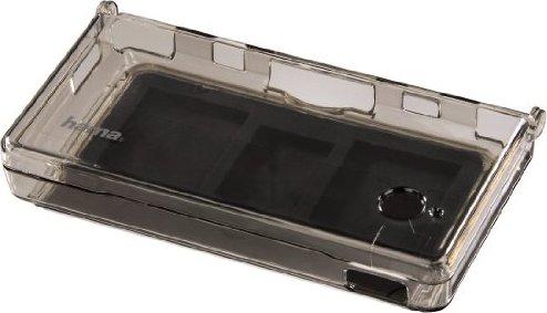 Hama Crystal case, transparent black (DS) (52023) -- via Amazon Partnerprogramm
