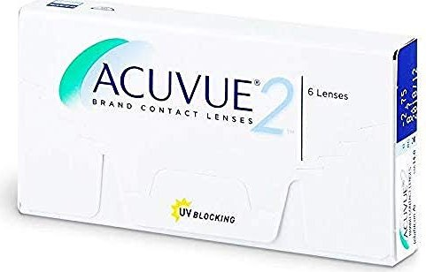 Johnson & Johnson Acuvue2, 6-pack -- via Amazon Partnerprogramm