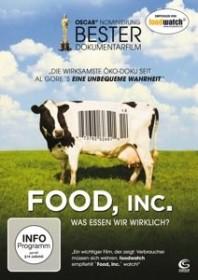 Food, Inc. - Was essen wir wirklich