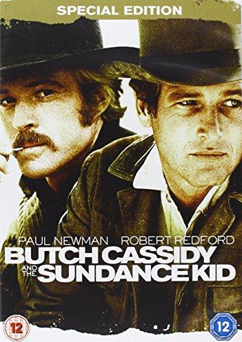 Butch Cassidy And The Sundance Kid (UK) -- via Amazon Partnerprogramm