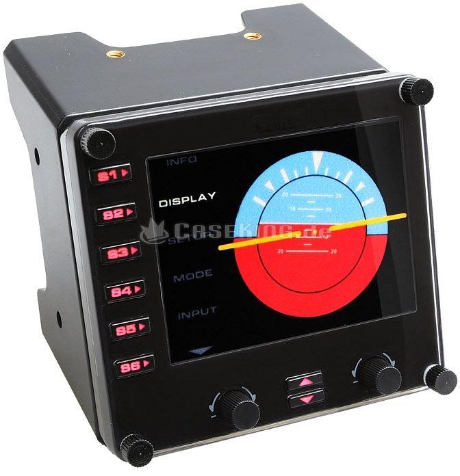 Saitek Pro Flight Instrument panel, USB (PC) (107014) -- © caseking.de