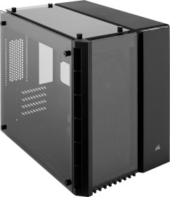Corsair Crystal Series 280X schwarz, Glasfenster (CC-9011134-WW)