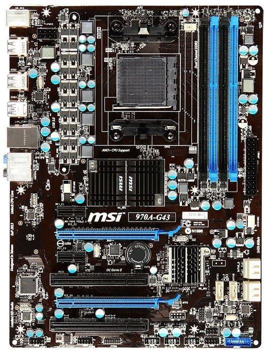 MSI 970A-G43 (7693-030R)