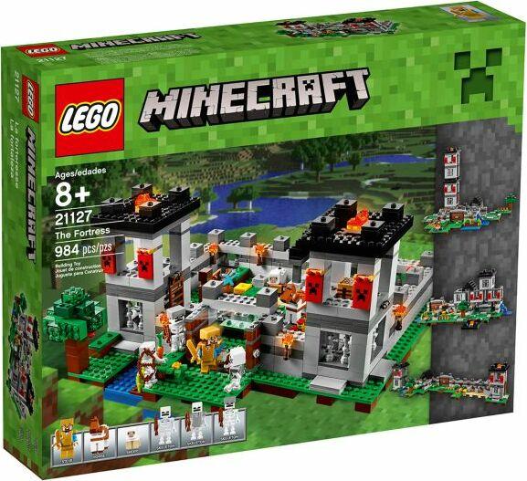 LEGO Minecraft - Die Festung (21127)