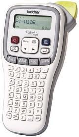 Brother P-touch H105 weiß/grau (PTH105ZG1)