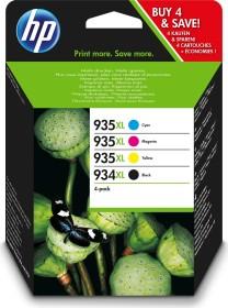HP Tinte 934 XL/935 XL Value Pack (X4E14AE)