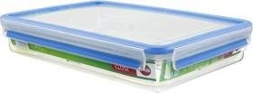 Emsa Clip&Close rechteckig 2.6l Aufbewahrungsbehälter blau (508545)