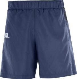 Salomon Trail Runner Short Laufhose kurz dress blue
