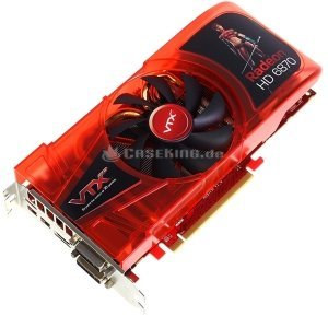 VTX3D Radeon HD 6870 VTX3D-Design rev. 2, 1GB GDDR5, 2x DVI, HDMI, 2x Mini DisplayPort (VX6870 1GBD5-2DHV2) -- © caseking.de