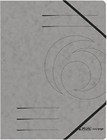Herlitz Eckspanner Colorspan A4, dunkelgrau (11159670)