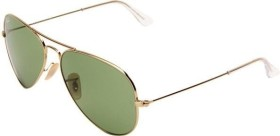 Ray-Ban RB3025 Aviator Classic 58mm gold/green (RB3025-L0205)