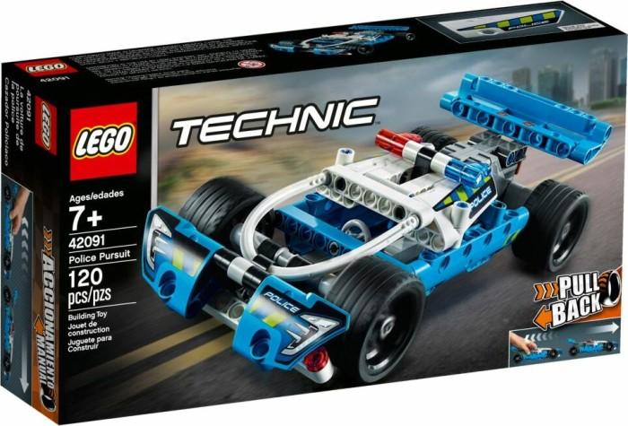 LEGO Technic - Police Pursuit (42091)